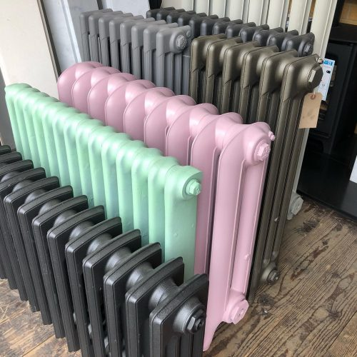 Original Restored Radiators from Casa Stoves London