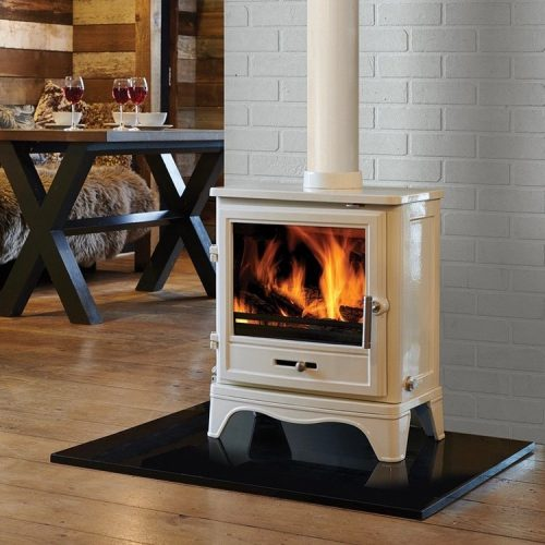 Bassington Enamel Eco Stove