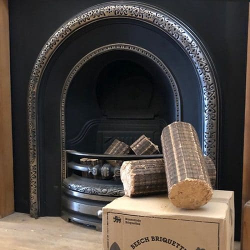 Beech Briquettes for wood burning stoves   Clean-air for London from Casa