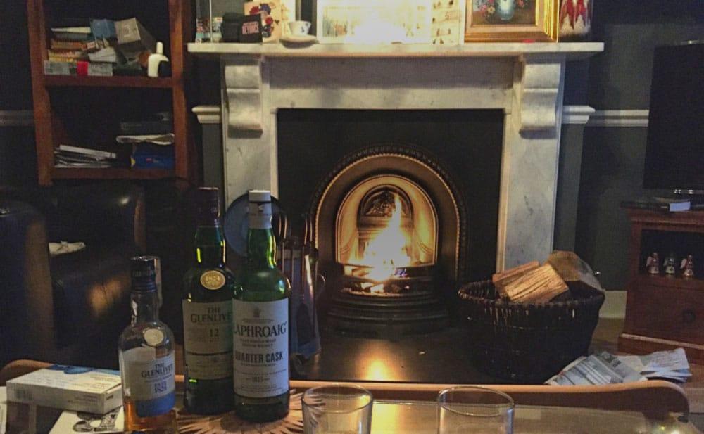 Mantelpieces & Fireplaces