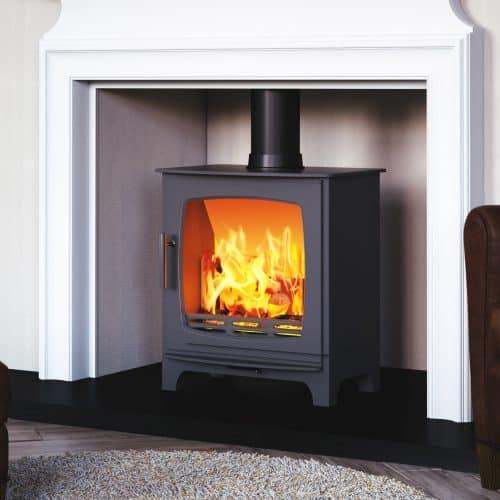 Carron Eco Revolution 5KW Wood Burning Stove