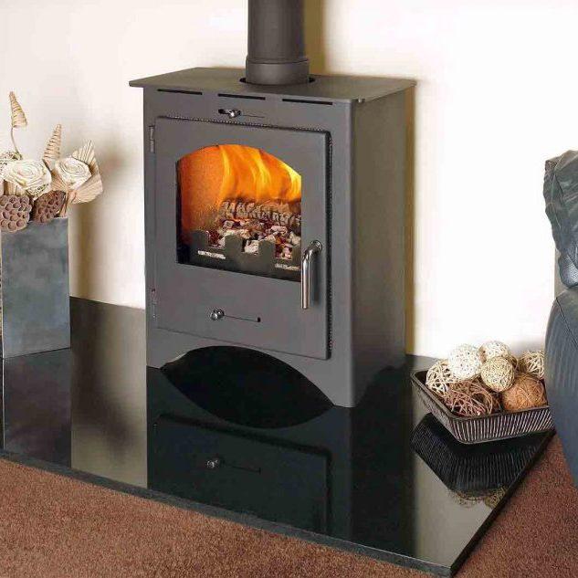 Casa-stoves-Bohemia X40 4-5kW
