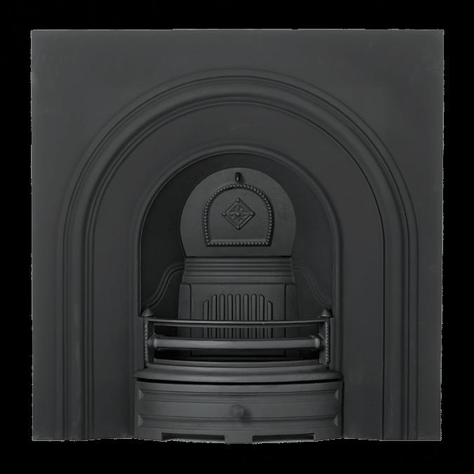 harlington-black-fireplace-insert